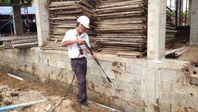 phòng chống mối công trình tại Lai Châu