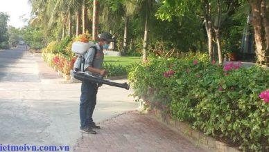 diệt côn trùng tại Thái Nguyên