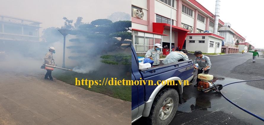 Công ty diệt muỗi Thái Nguyên