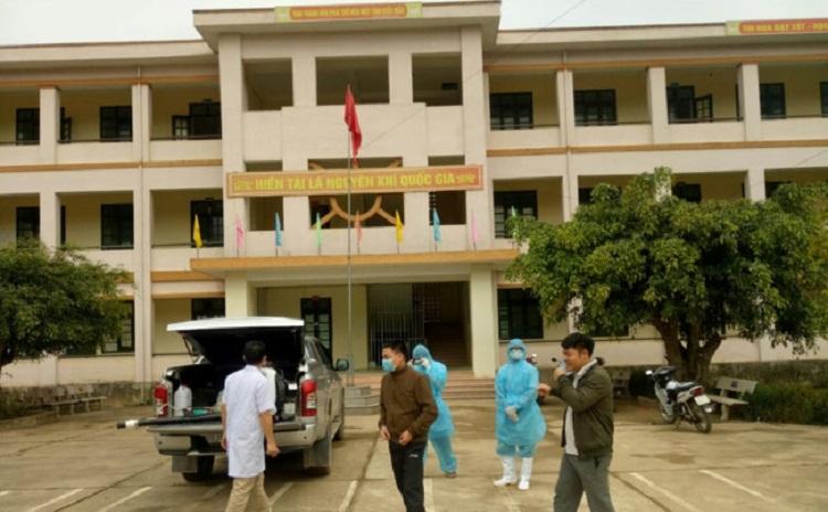 phun khử trùng tại Thanh Hóa