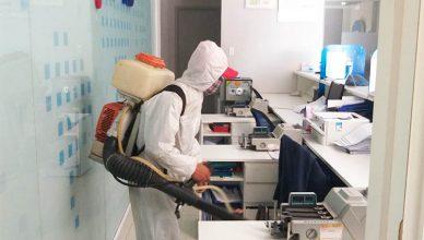 phun khử trùng tại Lạng Sơn
