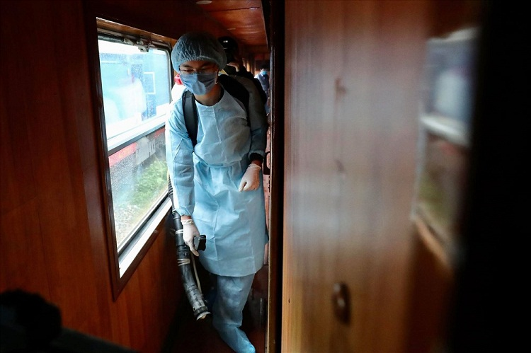 phun khử trùng diệt khuẩn tại Hà Nội