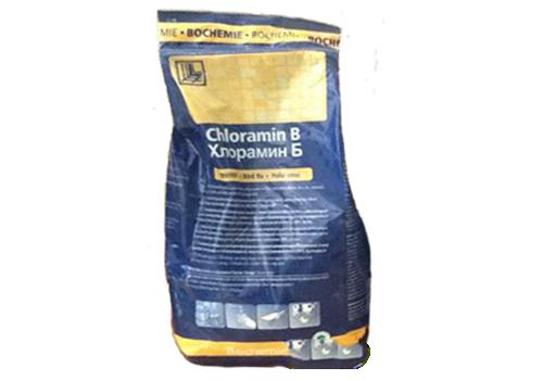 pha chế thuốc khử trùng diệt khuẩn Cloramin B