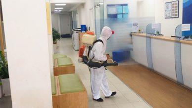 phun khử trùng tại Nam Định