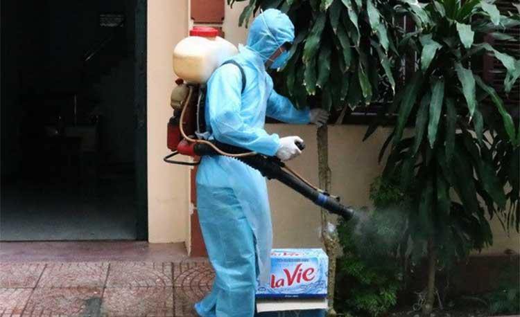 phun diệt muỗi tại Huyện Thường Tín