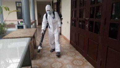 phun thuốc diệt ruồi tại Thái Bình