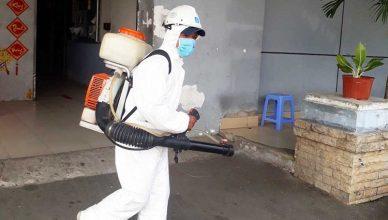 phun diệt ruồi tại Hải Phòng